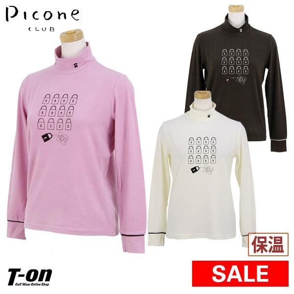 長袖ハイネックシャツ レディース ピッコーネクラブ PICONE CLUB 2019 秋冬 新作 ゴルフウェア