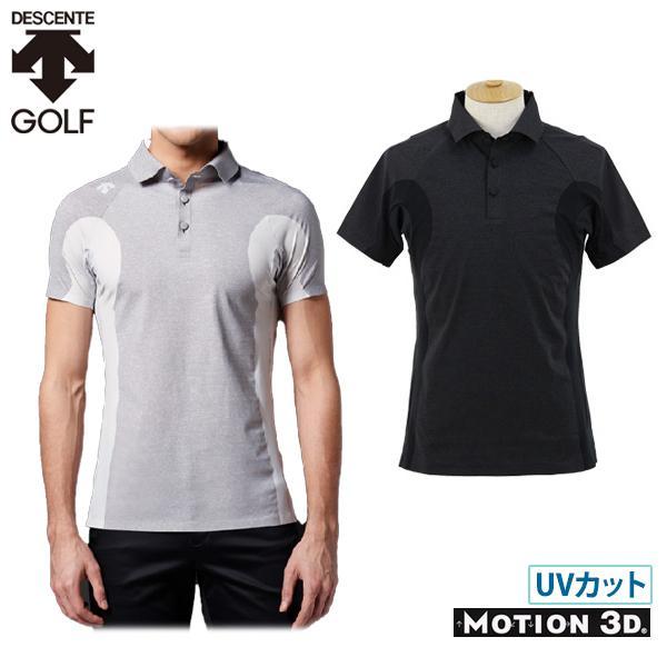ポロシャツ メンズ デサントゴルフ デサント DESCENTE GOLF ゴルフウェア