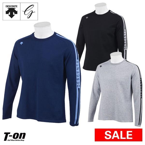 セーター メンズ デサントゴルフ デサント DESCENTE GOLF 2019 秋冬 新作 ゴルフウェア