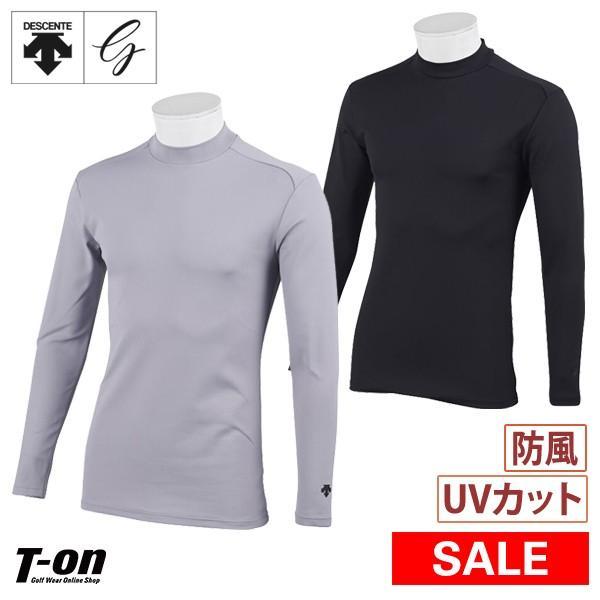 ハイネックシャツ メンズ デサントゴルフ デサント DESCENTE GOLF 2019 秋冬 新作 ゴルフウェア