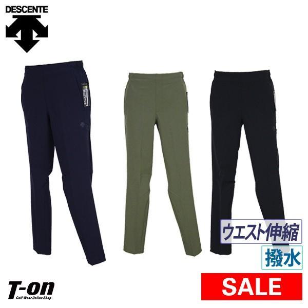 ロングパンツ メンズ デサント DESCENTE 2019 秋冬 新作 ゴルフウェア
