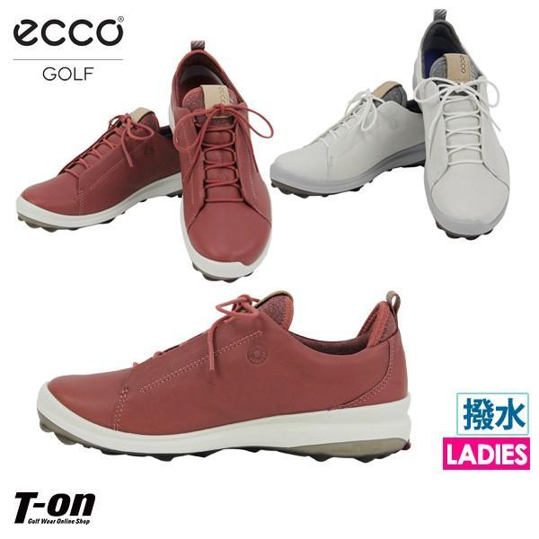 ゴルフシューズ レディース エコーゴルフ ECCO GOLF 日本正規品 2019 春夏 ゴルフ