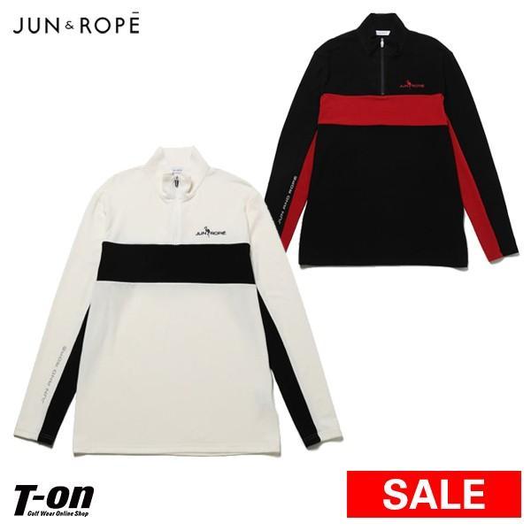 ポロシャツ メンズ ジュン&ロペ JUN&ROPE 2019 秋冬 新作 ゴルフウェア