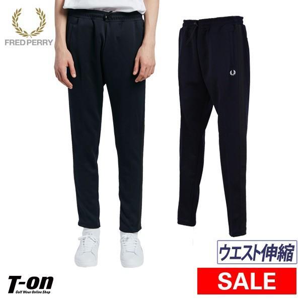 パンツ メンズ フレッドペリー F赤 PERRY 日本正規品 2019 秋冬 新作 ゴルフウェア