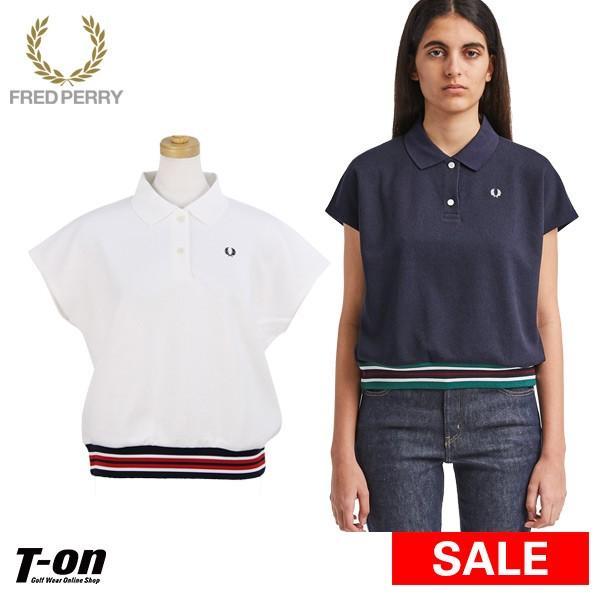 b41c3c1b2edce4 ポロシャツ レディース フレッドペリー FRED シャツ PERRY FRED 日本正規 ...