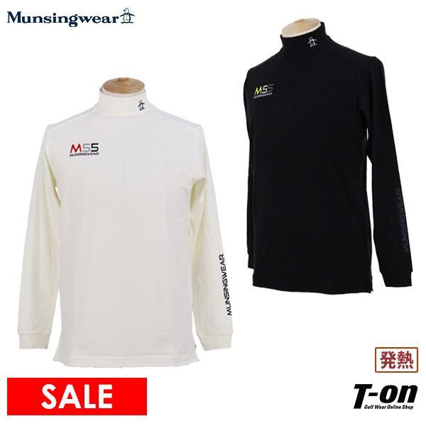 ハイネックシャツ メンズ マンシングウェア Munsingwear 2019 秋冬 新作 ゴルフウェア