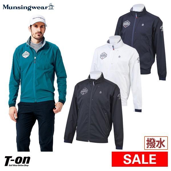 ブルゾン メンズ マンシングウェア Munsingwear 2019 秋冬 新作 ゴルフウェア