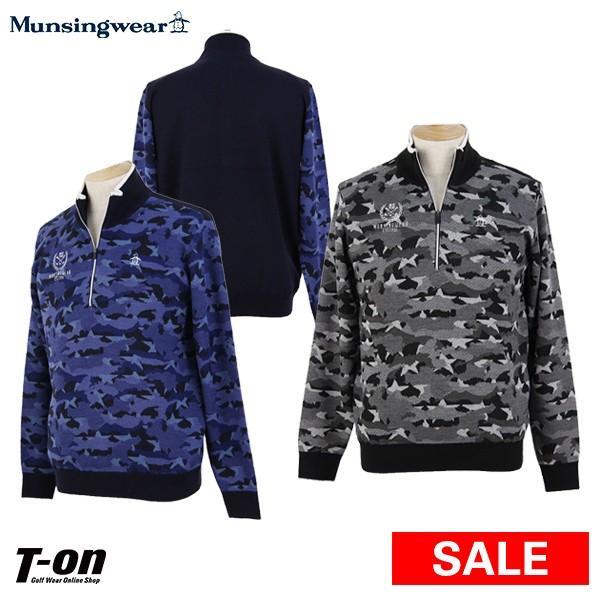 セーター メンズ マンシングウェア Munsingwear 2019 秋冬 新作 ゴルフウェア