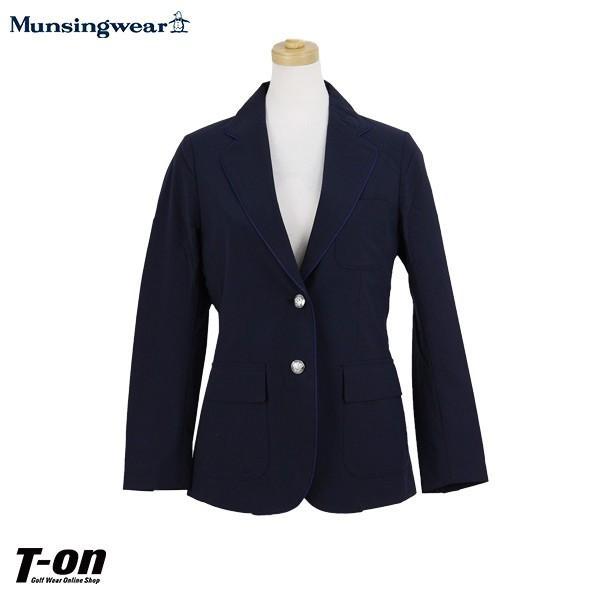 テーラードジャケット レディース マンシングウェア Munsingwear 2019 春夏 ゴルフウェア
