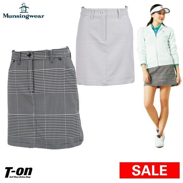 【30%OFFセール】スカート レディース マンシングウェア Munsingwear 2019 春夏 ゴルフウェア