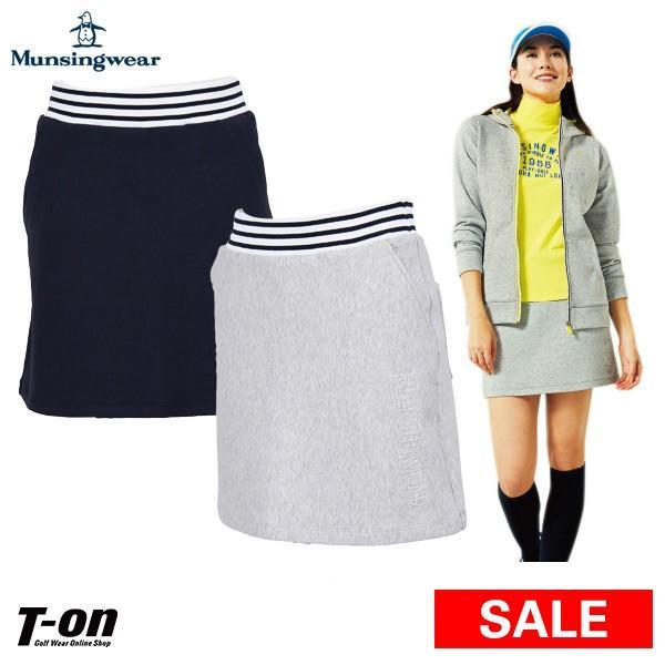 【30%OFFセール】台形スカート レディース マンシングウェア Munsingwear 2019 春夏 ゴルフウェア