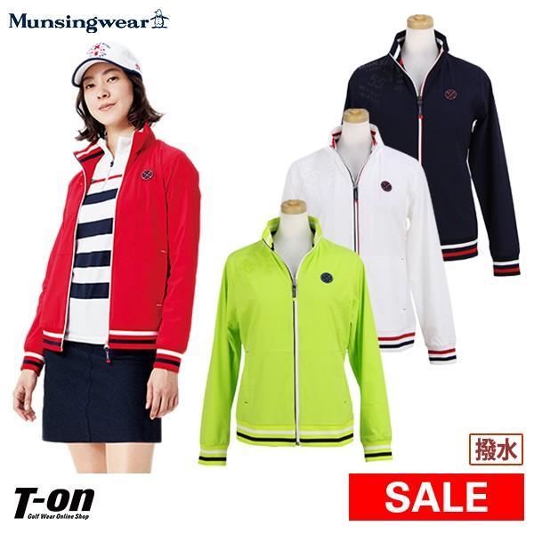 ブルゾン レディース マンシングウェア Munsingwear 2019 秋冬 新作 ゴルフウェア