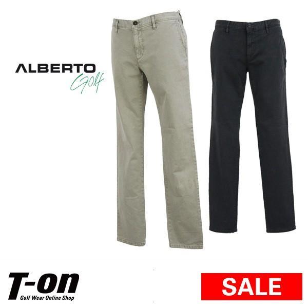 【50%OFFセール】ロングパンツ メンズ アルベルト ゴルフ ALBERTO GOLF 日本正規品 ゴルフウェア