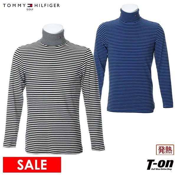 ハイネックシャツ メンズ トミー ヒルフィガー ゴルフ TOMMY HILFIGER GOLF 日本正規品 ゴルフウェア