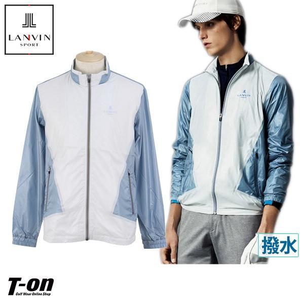 ブルゾン メンズ ランバン スポール LANVIN SPORT 日本正規品 2019 春夏 ゴルフウェア