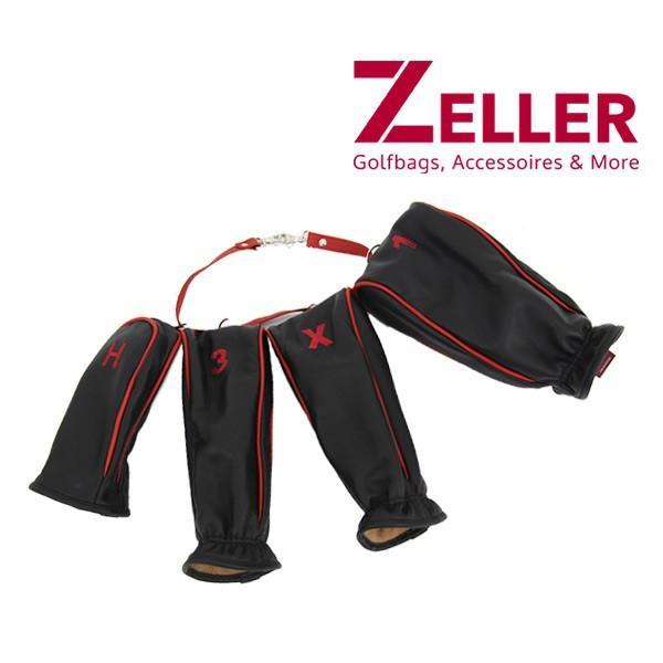 ツェラー ゴルフバッグ ZELLER GOLFBAGS ヘッドカバー