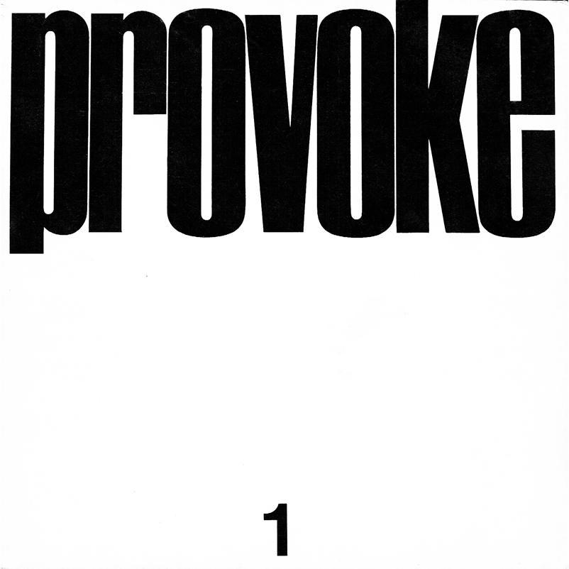 【若干のダメージ有/限定特典付き】プロヴォーク 復刻版 全三巻 二手舎 写真集|t-tokyoroppongi|02