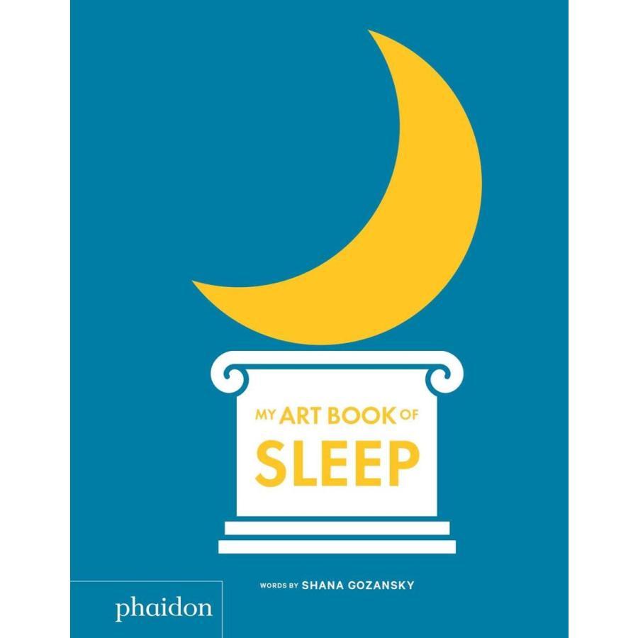 「My Art Book of Sleep」洋書 ボードブック 3歳〜 【絵本はアートの入口だ】 |t-tokyoroppongi