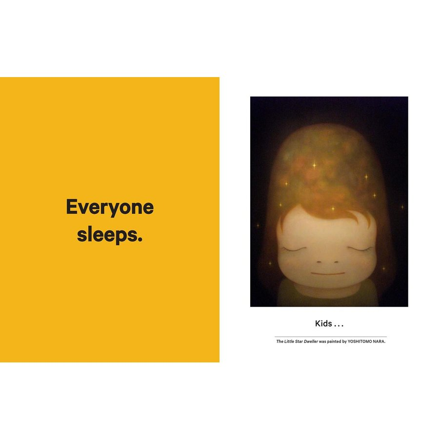 「My Art Book of Sleep」洋書 ボードブック 3歳〜 【絵本はアートの入口だ】 |t-tokyoroppongi|02