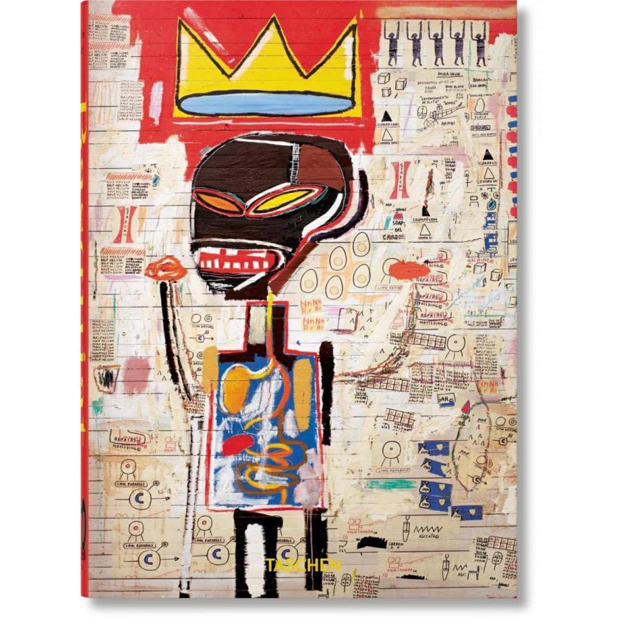 Basquiat バスキア Jean-Michel Basquiat  Taschen 作品集 |t-tokyoroppongi