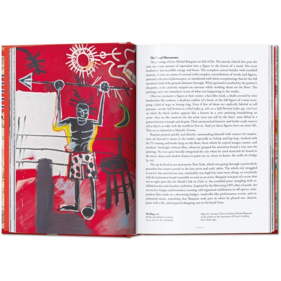 Basquiat バスキア Jean-Michel Basquiat  Taschen 作品集 |t-tokyoroppongi|02