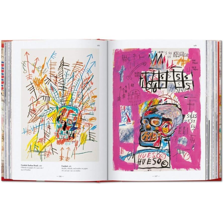 Basquiat バスキア Jean-Michel Basquiat  Taschen 作品集 |t-tokyoroppongi|04