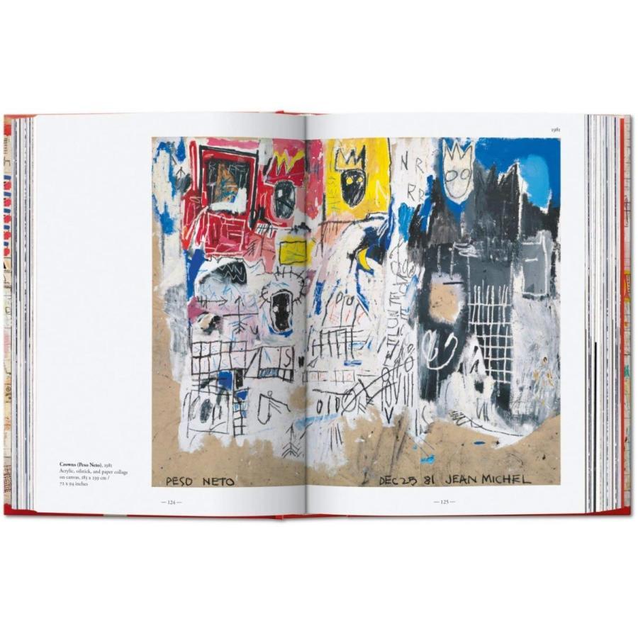 Basquiat バスキア Jean-Michel Basquiat  Taschen 作品集 |t-tokyoroppongi|05