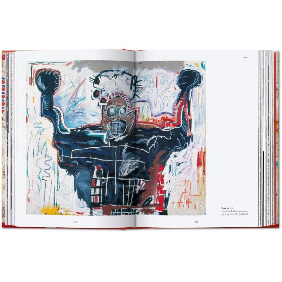 Basquiat バスキア Jean-Michel Basquiat  Taschen 作品集 |t-tokyoroppongi|06