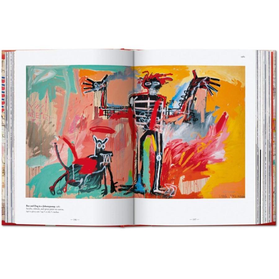 Basquiat バスキア Jean-Michel Basquiat  Taschen 作品集 |t-tokyoroppongi|07