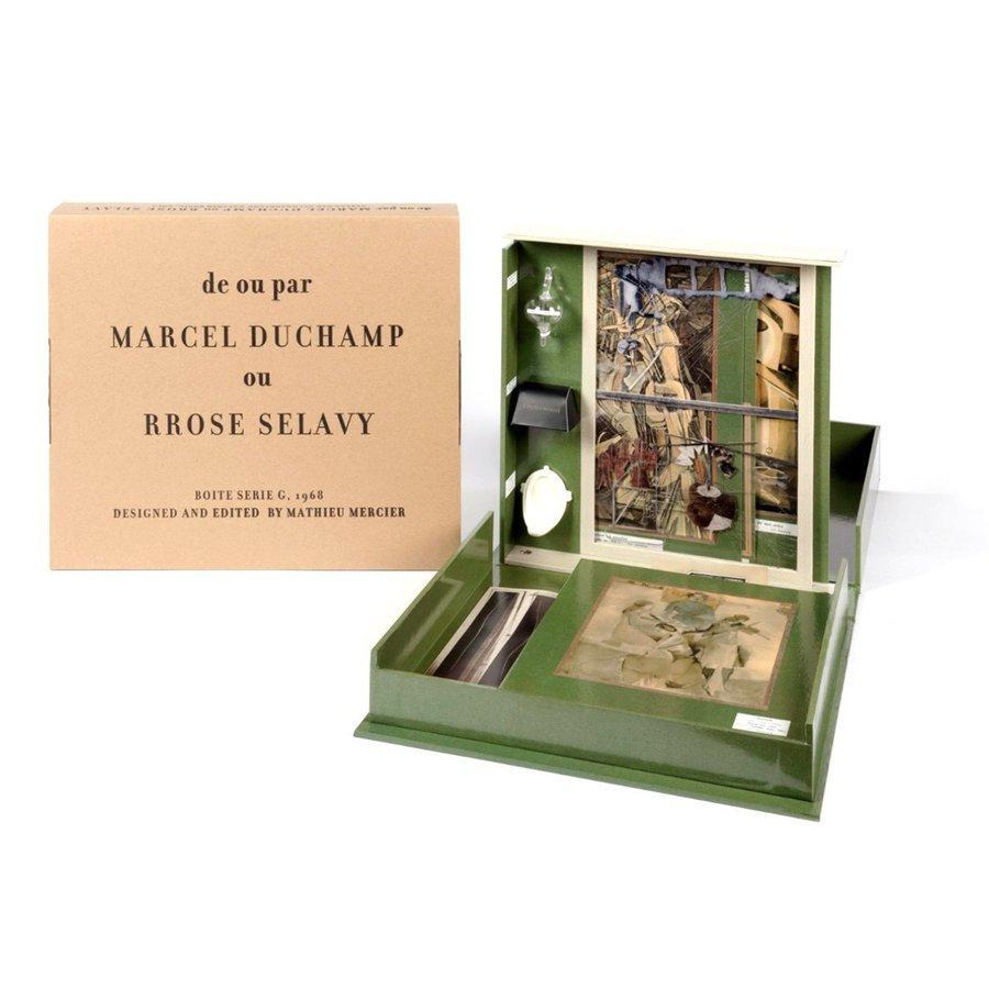 マルセル・デュシャン Boite-en-valise (Box in a Valise) デュシャンのスーツケース ミニチュア作品|t-tokyoroppongi