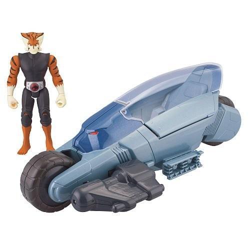 ThunderCats ThunderRacer with Tygra[海外取寄せ品]