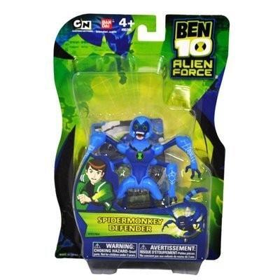 Ben 10 エイリアン Force 4 インチ アクション Figure Spidermonkey DEFENDER NO TRA[海外取寄せ品]