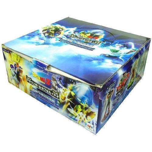 DragonBall Z Megahouse カプセル Neo Gekito PVC セット of 7 アクション シーン in ド[海外取寄せ品]