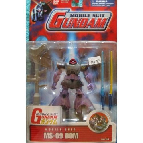 Mobile スーツ Gundam MS-09 DOM[海外取寄せ品]