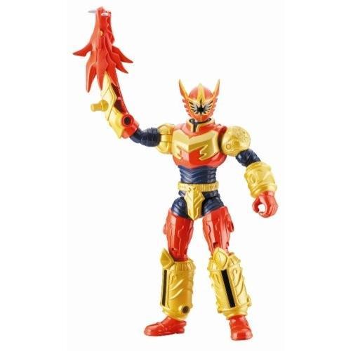 Battlized レッド Ranger - パワーレンジャー Power Rangers ミスティック Force[海外取寄せ品]