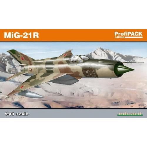 Eduard Models MiG-21R ProfiPack Aircraft[海外取寄せ品]