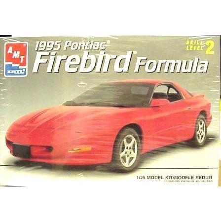 #6562 AMT/Ertl 1995 Pontiac Firebird Formula 1/25 Scale Plastic Mo[海外取寄せ品]