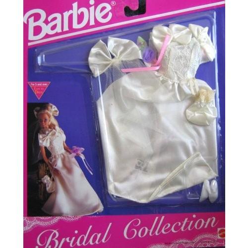 バービー Barbie Bridal コレクション ファッション - ウエディング ガウン セット (1992 Arcotoys, [海外取寄せ品]
