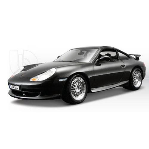 Porsche GT3 Strasse ブラック 1/18 by Bburago 12040[海外取寄せ品]