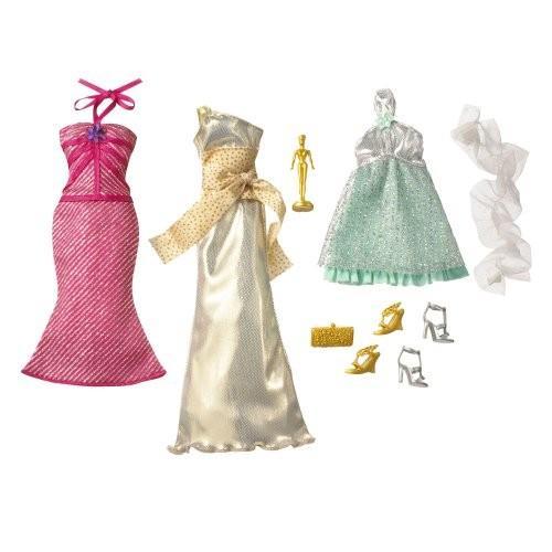バービー Barbie Award ファッション Clothes with Accessories[海外取寄せ品]