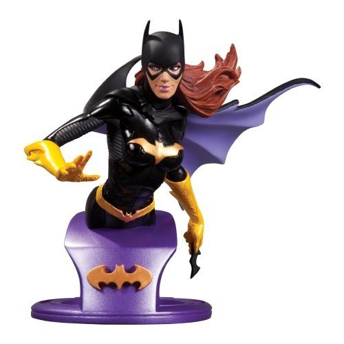 DC Collectibles DC コミック Super-Heroes: バットガール Bust[海外取寄せ品]