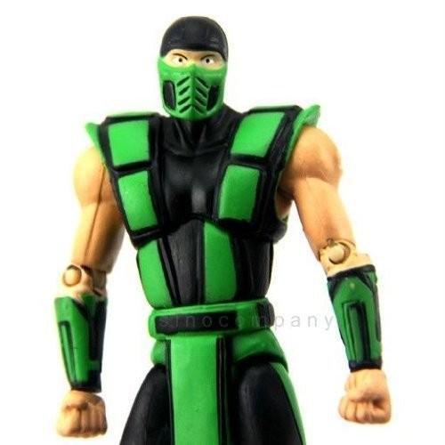 Jazwares モータル コンバット Mortal Kombat Klassic Reptile Figure 4