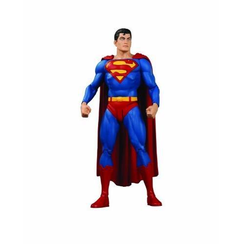 DC ダイレクト ジャスティス リーグ Justice League: クラシック アイコン Series 1 スーパーマン Sup[海外取寄せ品]