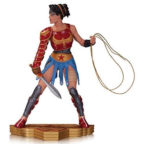 DC Collectibles ワンダーウーマン Wonder Woman: The Art of ウォー: ワンダーウーマン Wo[海外取寄せ品]