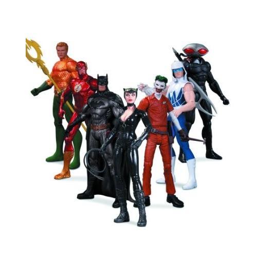 DC Collectibles コミック The New 52: Super ヒーローズ vs. Super Villains アク[海外取寄せ品]