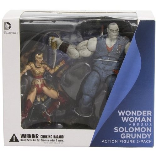Injustice: ワンダーウーマン Wonder Woman vs. Solomon Grundy[海外取寄せ品]