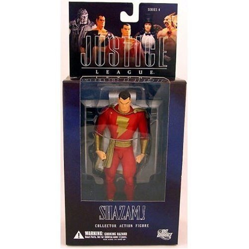Alex Ross ジャスティス リーグ Justice League Series 4: Shazam! アクション Figure[海外取寄せ品]
