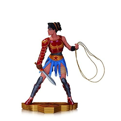 ワンダーウーマン Wonder Woman ART OF ウォー STATUE BY CLIFF CHIANG (IN STOCK![海外取寄せ品]