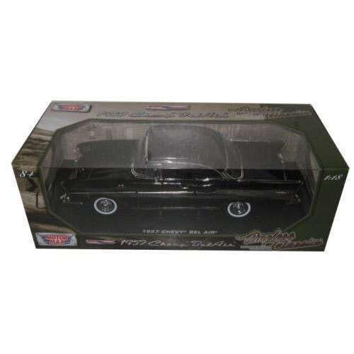 1957 Chevrolet ベル エアー ブラック