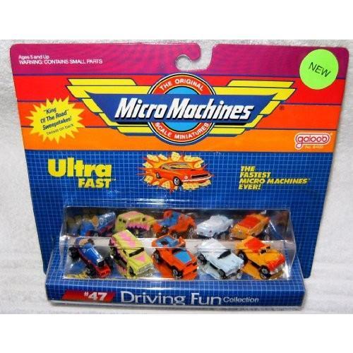 Micro マシーン Driving ファン #47 コレクション[海外取寄せ品]